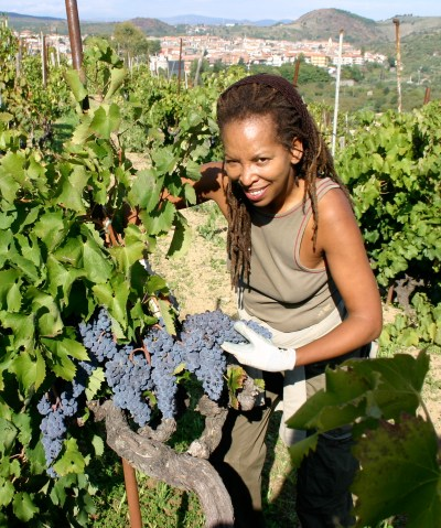Etna Wine School – Women of Etna: Tribute – Trente Dayini Hargrave
