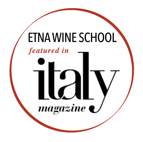 Etna Wine School; Wine Tour; Benjamin North Spencer; Mount Etna; Wine
