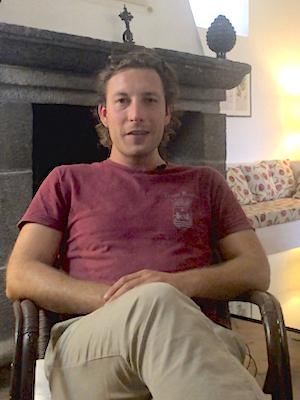 Etna Wine School   Lorenzo Fisauli