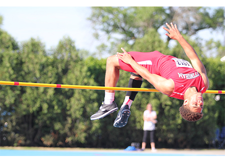 Local boys bring home medals from state track meet