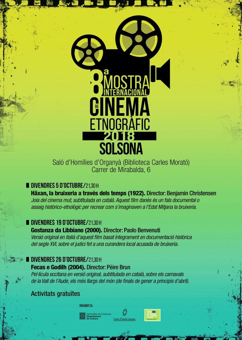 cartell Mostra Cinema