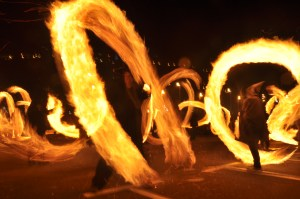 5 - Cremada de Falles
