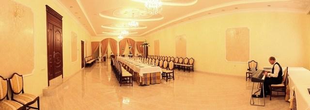 Клеопатра - Велика зала Кришталева