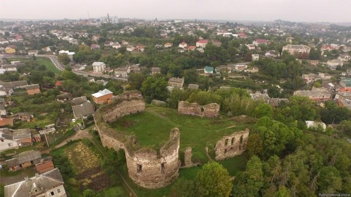 Бучaцький зaмок нa Тернопільщині