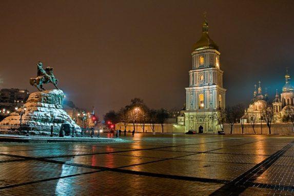 София Киевская - Софийский собор в Киеве