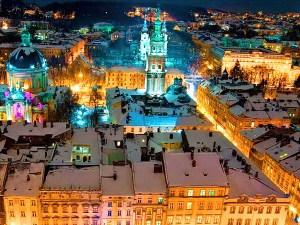 автобусний тур до Львова з Києва на 2 дні
