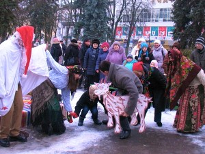 Тур в Чернигов на праздник Коза