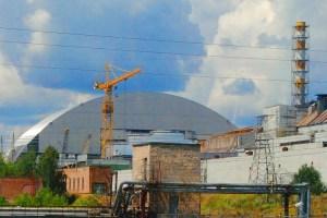 чернобыль укрытие фото