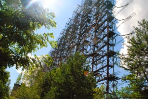 Чорнобиль-2 рлс фото / поїздка в Чорнобиль