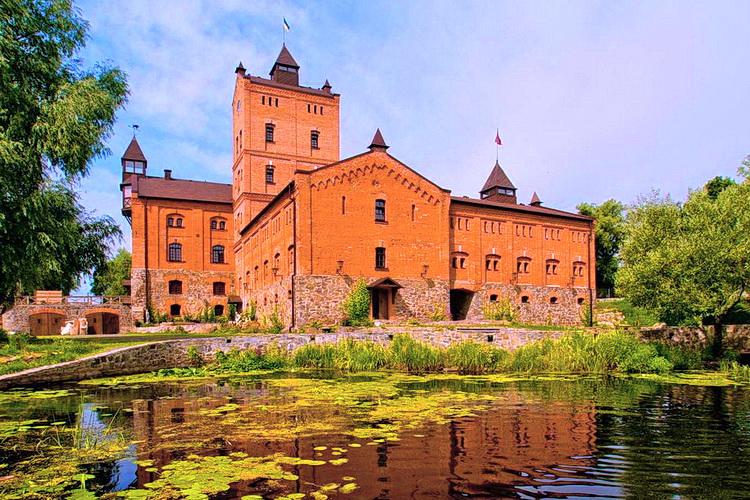 Замок Радомисль замок фото