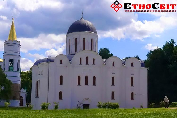 Чернигов пам'ятки культури Борисоглебский собор
