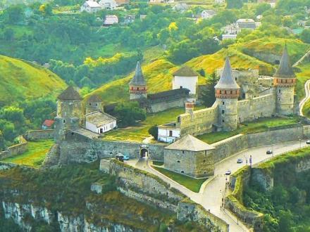Екскурсія в Кам'янець-Подільський з Києва