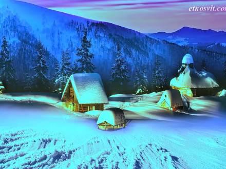 Новогодний тур в Закарпатье из Киева