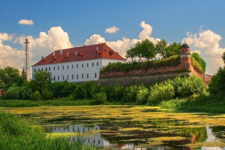 Дубно замок