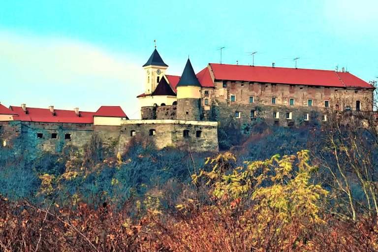 замки Закарпаття / Замок Паланок екскурсія