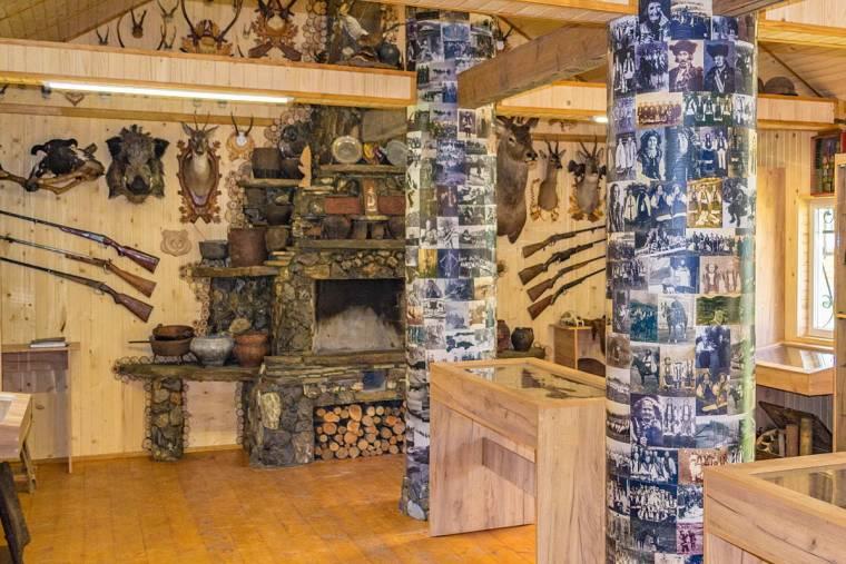 Этнографический музей древностей Гуцульщины