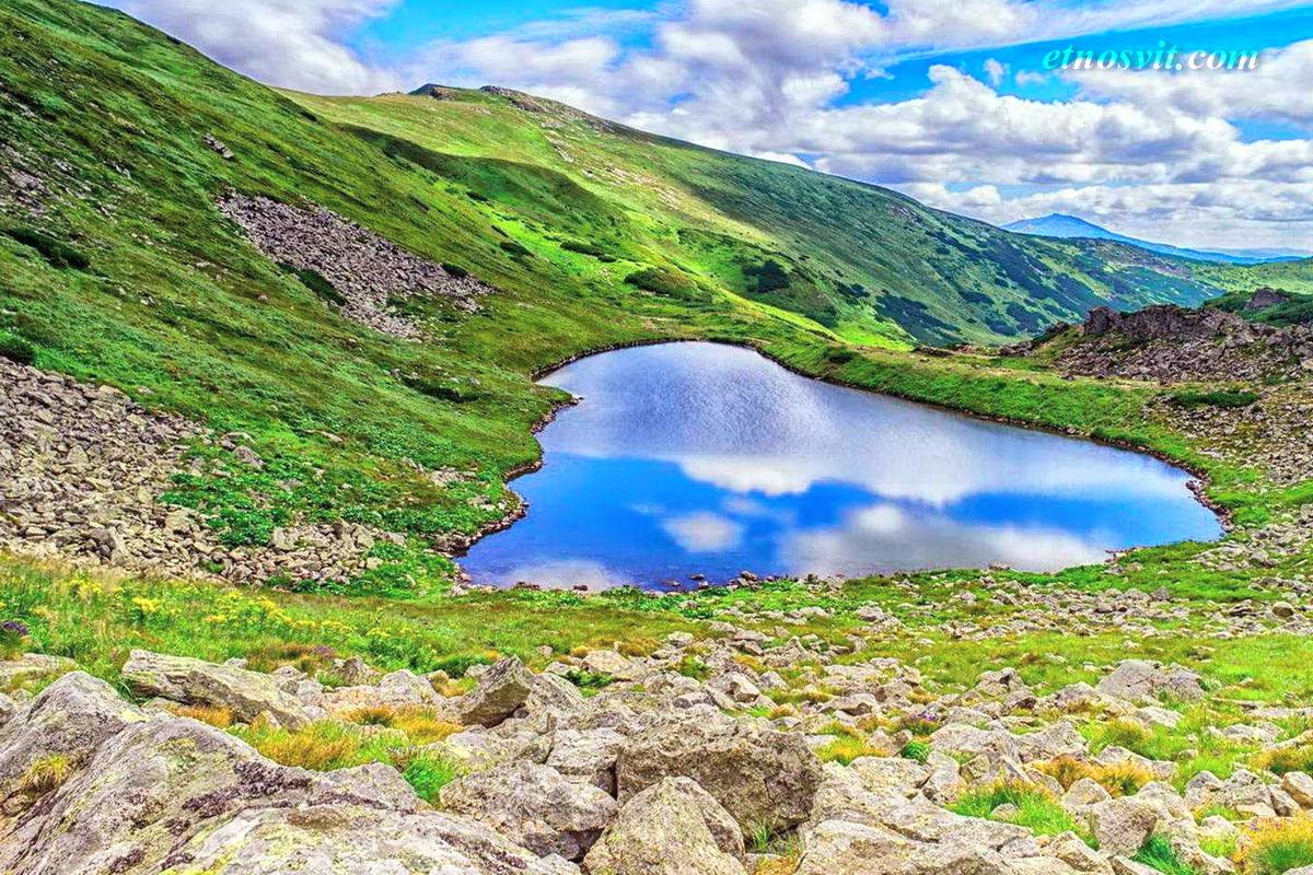 Озеро Бребенескул