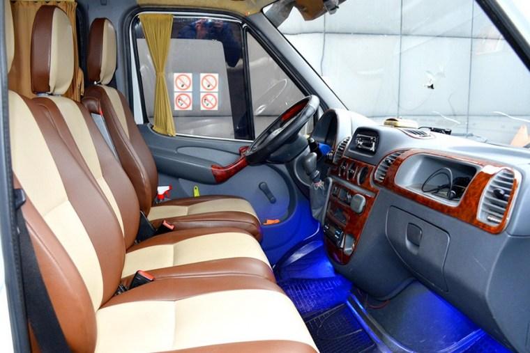 Пассажирские перевозки Mercedes-Benz Sprinter