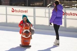 Буковель розваги - Ковзанка