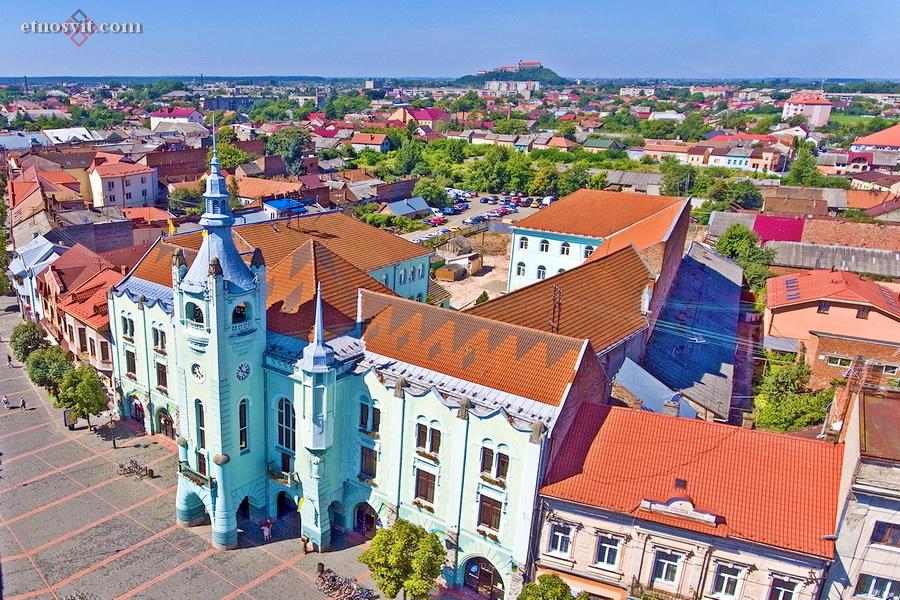 Місто Мукачево, Закарпаття