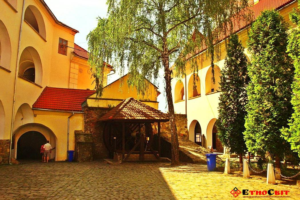 Замок Паланок в Мукачево | Мукачевский замок Паланок