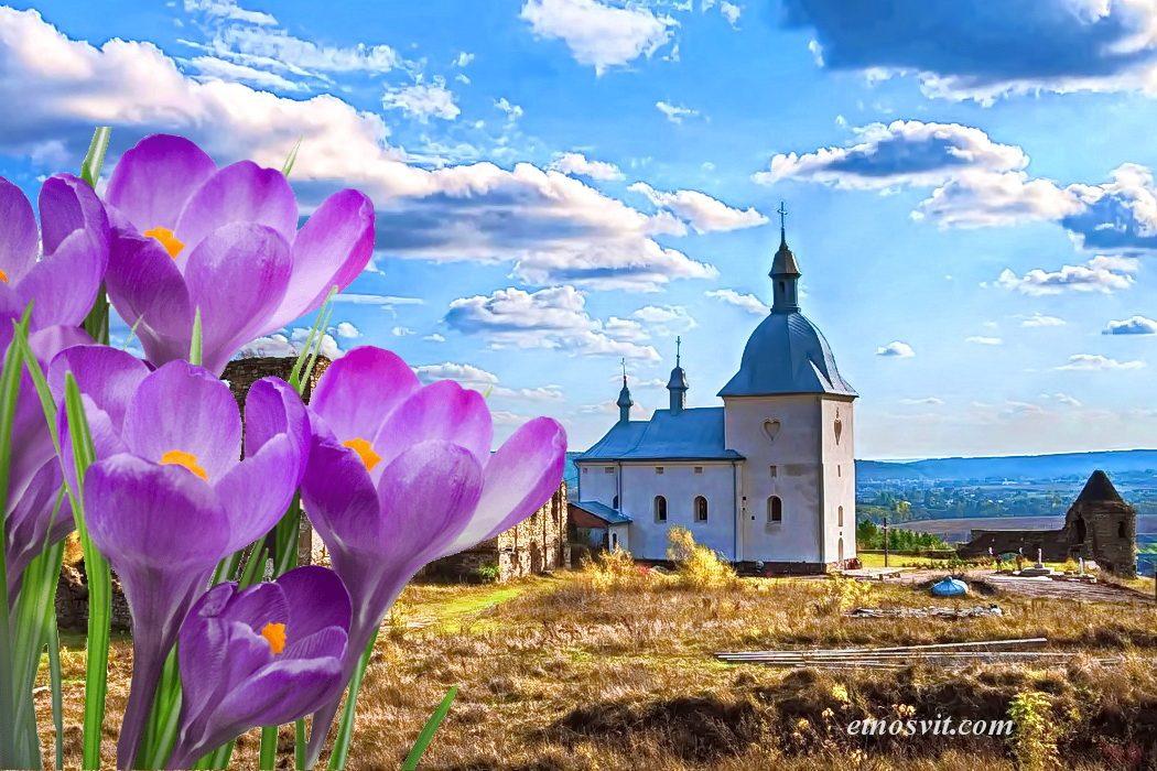 Экскурсия ДОЛИНА КРОКУСОВ / Подгорянский монастырь / Підгорянський монастир