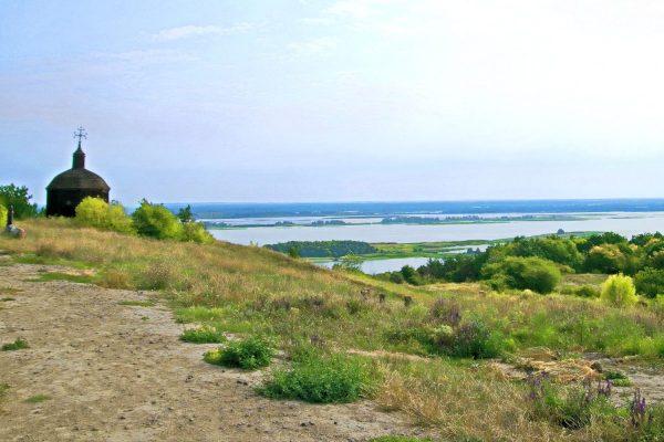 Витачив / Экскурсия в Триполье / Витачів / Екскурсія в Трипілля