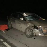 В Нефтеюганском районе в ДТП погиб пешеход