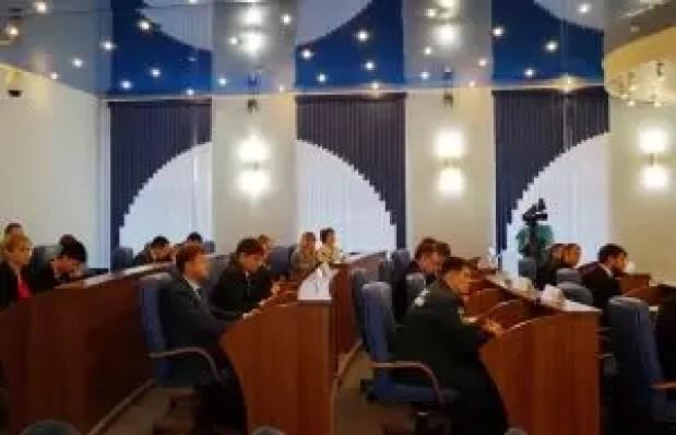 Безопасность новогодних праздников обсудили в администрации Нефтеюганска