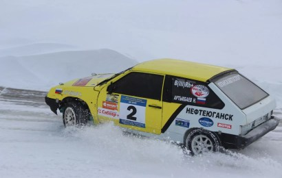 В Югру возвращаются ледовые автогонки