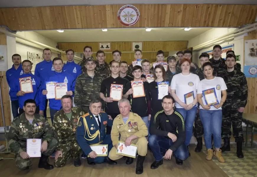 В Нефтеюганске определены победители игры «ЩИТ-2018».