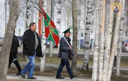 День зеленых погон и фуражек в Нефтеюганске. С праздником, пограничники!