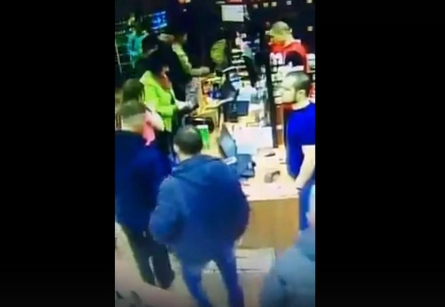"""Нефтеюганские полицейские поймали """"коньячного вора"""""""