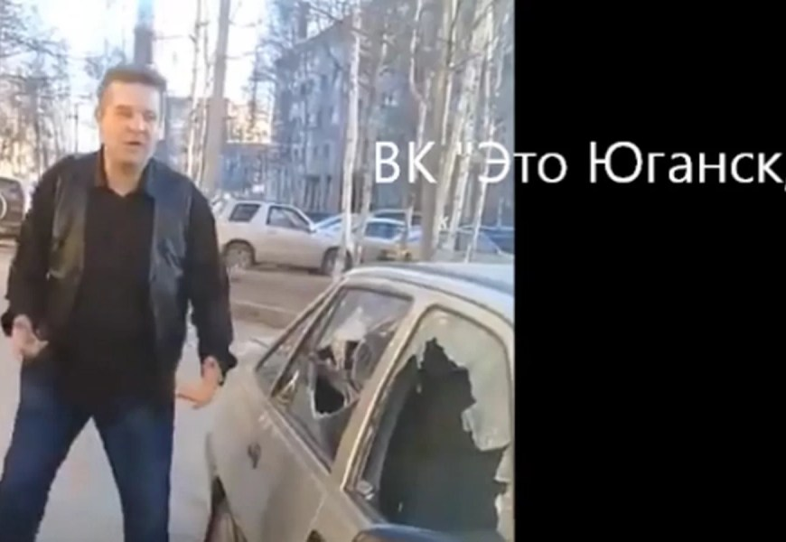 Нефтеюганцу, разгромившему авто друга грозит до 2 лет тюрьмы