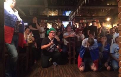 Мы болели за Россию до конца!