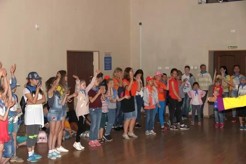 18 июля в Нефтеюганске стартует третья смена летних лагерей.