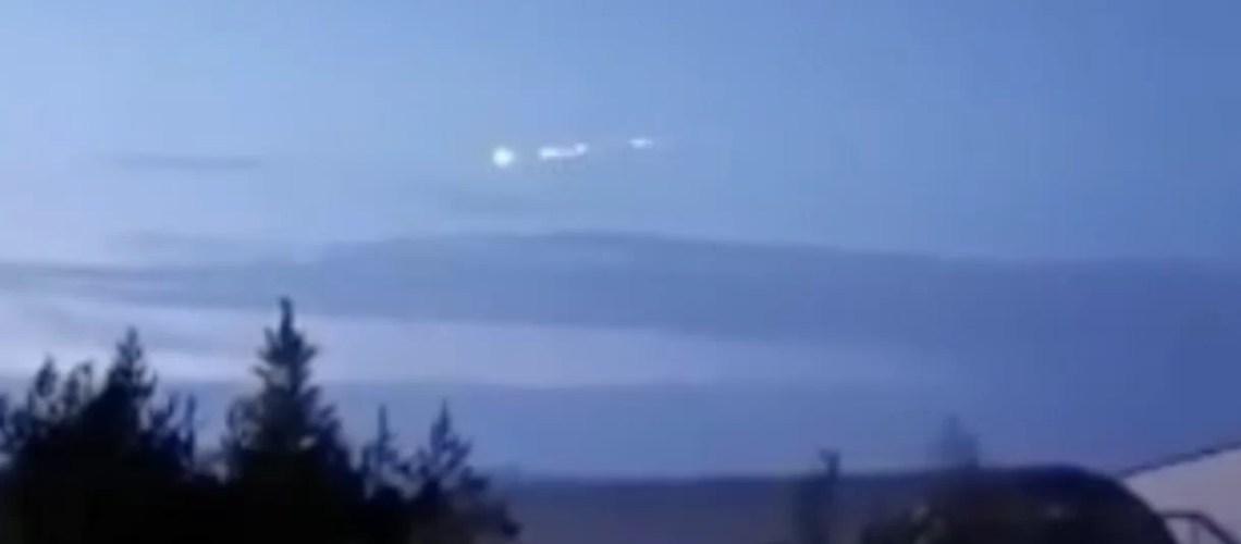 Появились первые внятные объяснения объектам в небе над Нефтеюганском