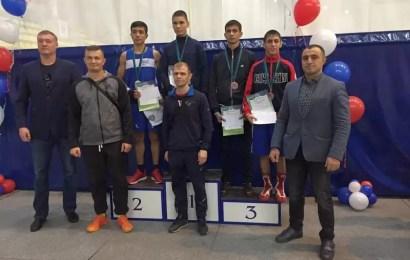 Нефтеюганские боксеры стали призерами Всероссийских соревнований