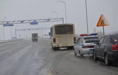В Югре усилен контроль за безопасностью пассажирских перевозок