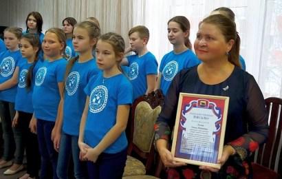 В Детской школе искусств Нефтеюганска прошли мастер-классы по вокалу
