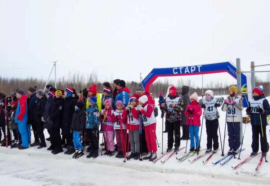 В Нефтеюганске стартовал лыжный сезон 2018-2019