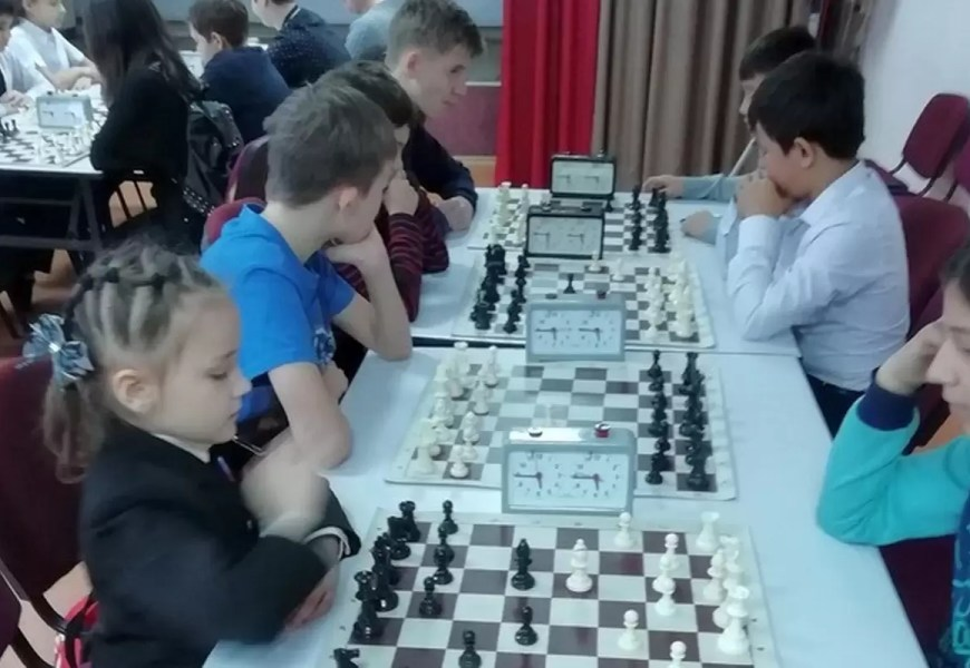 Турнир по шахматам «Белая ладья» состоялись в нефтеюганском ДДТ