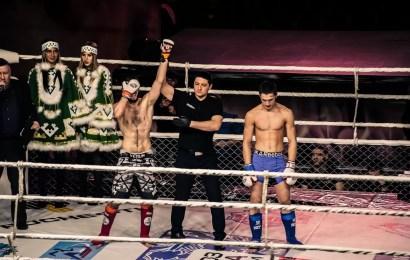 В Нефтеюганске прошел окружной чемпионат по ММА