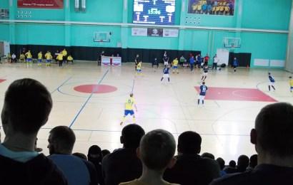 Cтартовал Открытый чемпионат Нефтеюганска по мини-футболу