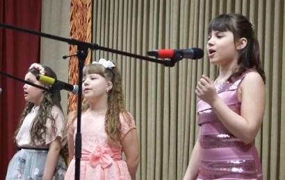 Конкурс песенного творчества «Я, ты, он, она – вместе дружная семья!» прошел в ЦДО «Поиск».