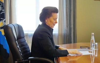 Губернатор Югры Наталья Комарова ответит на вопросы югорчан в прямом эфире 30 мая