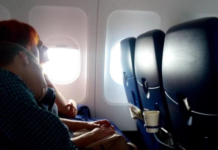 Самолет «ЮТэйр» не смог вовремя вылететь из аэропорта Уфы в Сургут