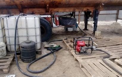 В Нефтеюганском районе житель Пыть-Яха заработал 2,5 млн рублей на торговле левым топливом