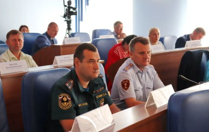 В Нефтеюганске накануне Дня нефтяников и Дня знаний будут усилены меры безопасности.