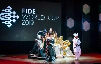 Кубок мира по шахматам стартовал в Югре
